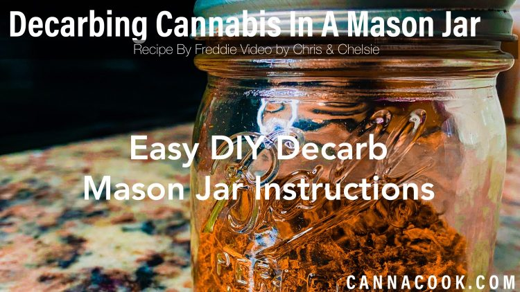 Decarbing Cannabis
