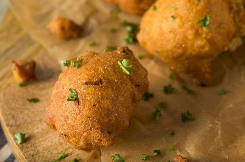 Cannabis Infused Hush Puppies