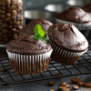 Cannabis Chocolate Muffins