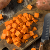 Cannabis Sweet Potatoes