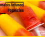 Cannabis Infused Popsicle