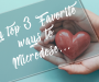 My Top 3 Favorite Ways To Microdose Medicinal Cannabis