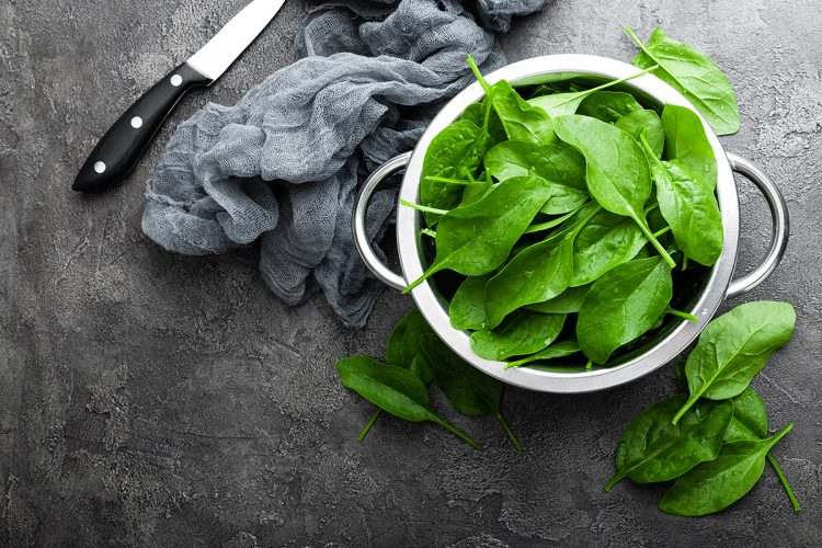 The Benefits of Spinach