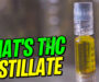 What is THC Distillate – Cooking with THC Distillate