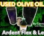 Levo2 and Ardent FX: Kief Infused Olive Oil